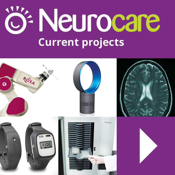Current Neurocare Projects
