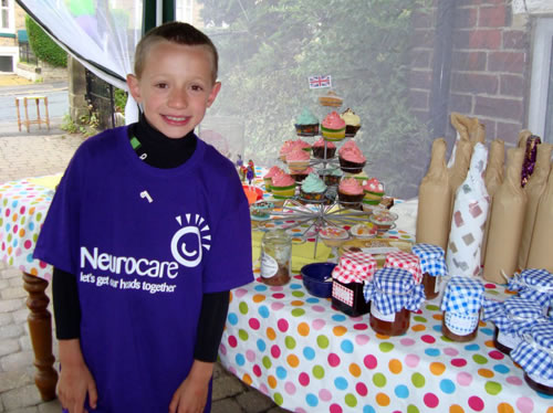 fundraising for neurocare