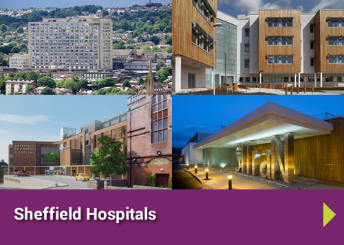 helping Sheffield hospitals
