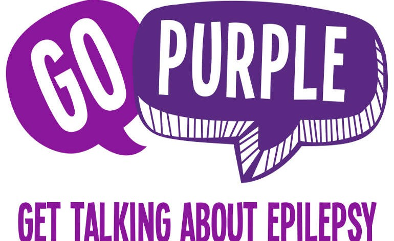 Go purple for epilepsy
