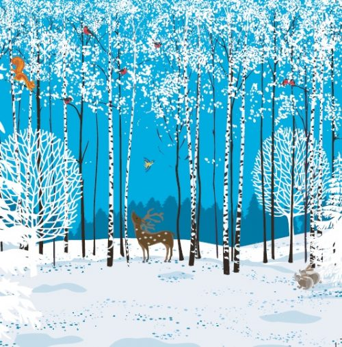 Charity Christmas Card