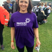 Wendy ran the Tough Mudder for her late brother Ricky who sadly passed after a Neurological condition